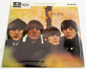 Beatles (The) BEATLES FOR SALE (1) 1964 UK EP EX++ AUDIO
